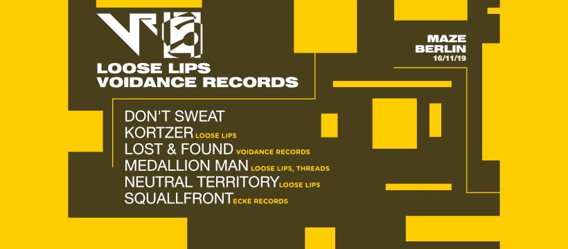 Loose Lips x Voidance Records
