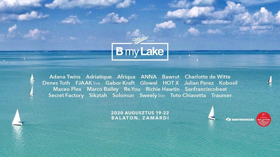 B my Lake Festival 2020