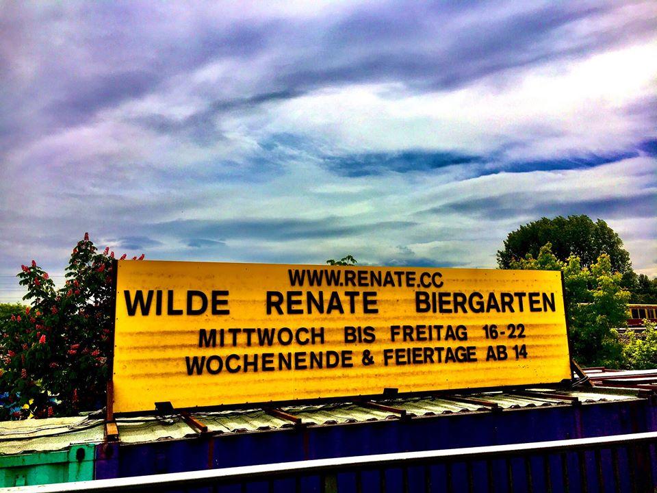 Berlin - Wilde Renate