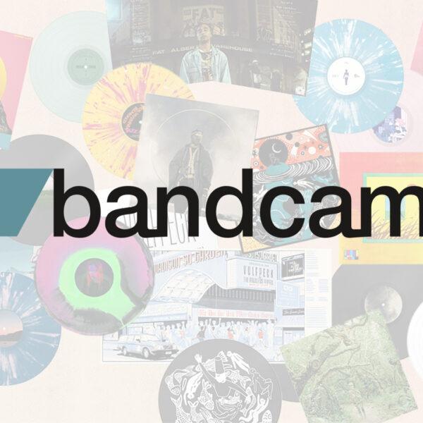 Bandcamp Vinyl