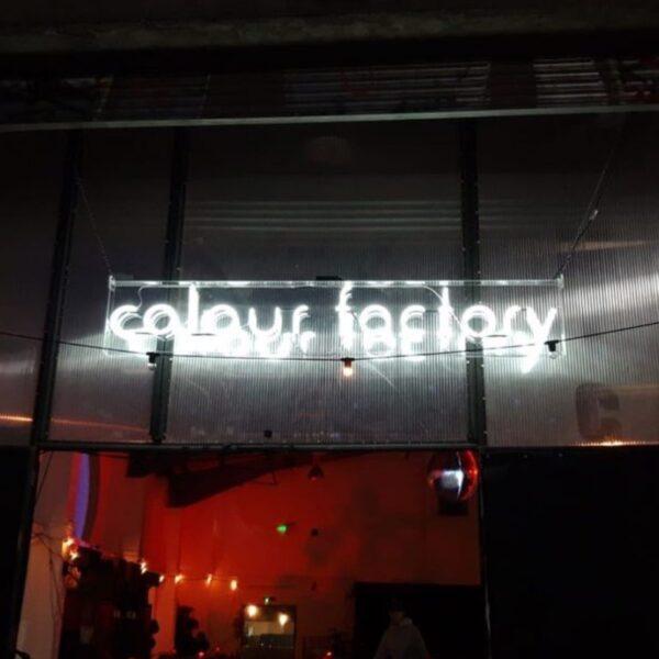 Colour Factory East London
